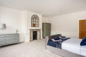 Rollstone House bedroom