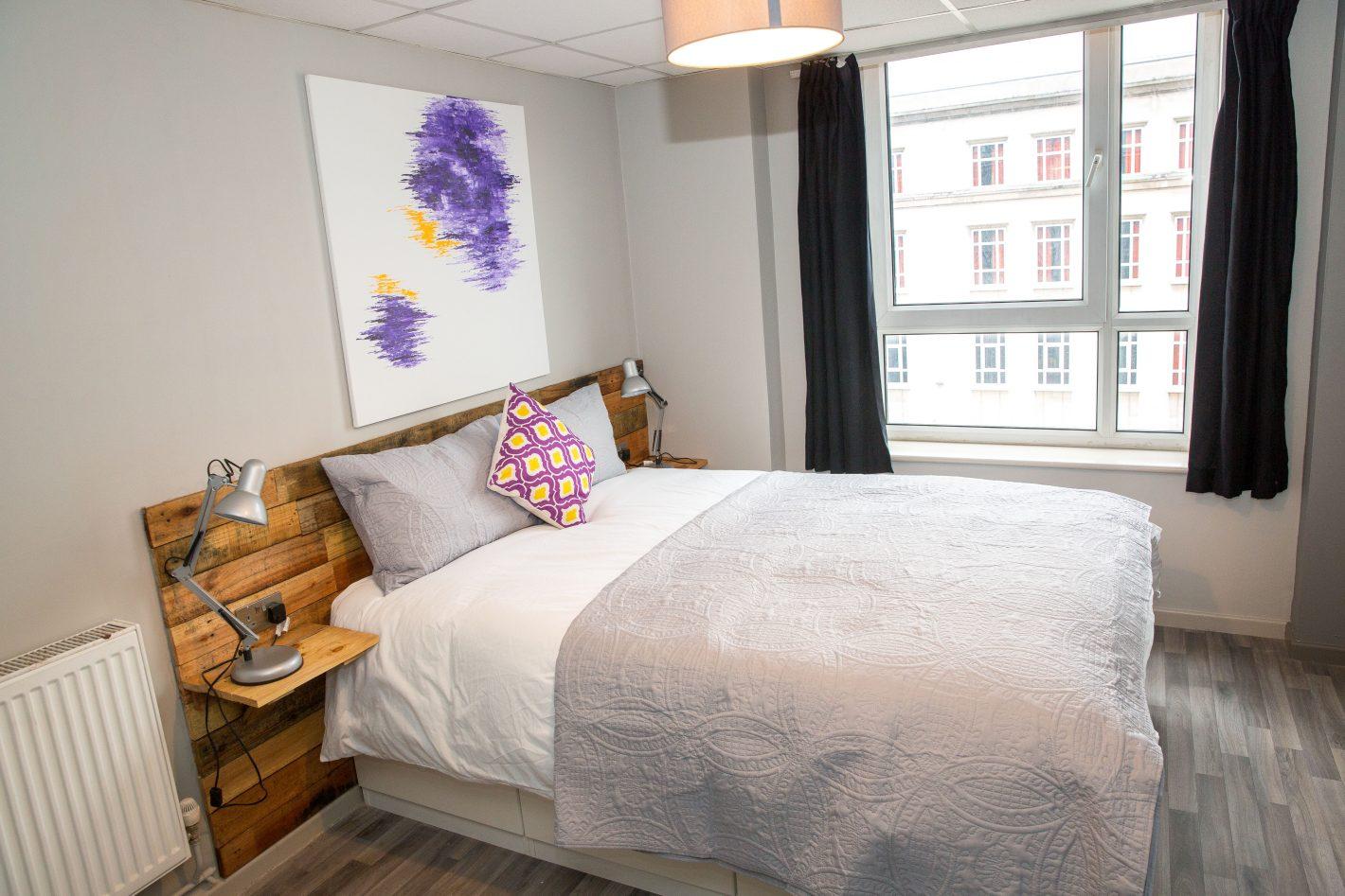 Bedroom, The Marples, Sheffield