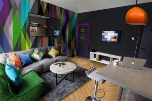 Icon Living HMO lounge