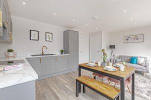 Middlecroft Court, kitchen