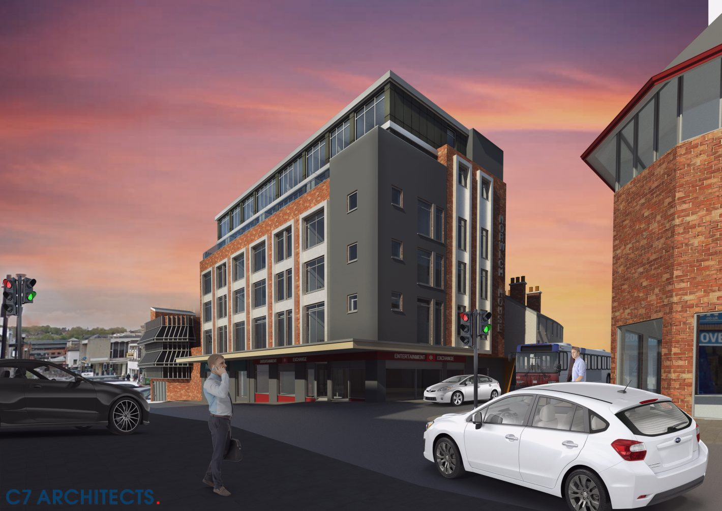Taylor Capital: Norwich House Guildford commercial property